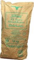 Schmitz Holzkohle Holzkohle El Toro Steakhaus 10 kg