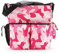 Skip Hop Duo Deluxe pink camou