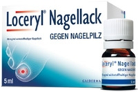 Galderma Loceryl Nagellack Lösung (5 ml)