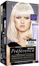 Loreal Récital Préférence 10.21 Platin-Perl-Blond