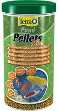 Pellets Fischfutter div. Hersteller