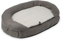 Karlie Liegebetten Ortho Bed oval (118 x 72 x 24 cm)