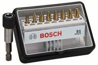 Bosch Schrauberbit-Set Robust Line 8+1-teiliges (2607002574)