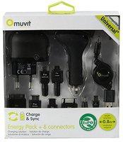 Muvit Energy Pack mit 8 Connectors