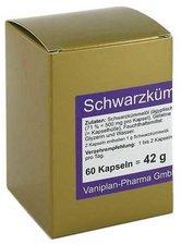 B & K Nutripharm Schwarzkuemmel Kapseln (60 Stk.)