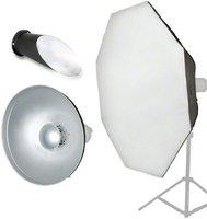 Walimex Lichtset für Gruppen/Ganzkörperaufnahmen