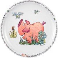 Seltmann Weiden Kinderteller Piggeldy & Frederick (25 cm)