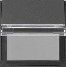 Gira Zwischenplatte mit Klappdeckel und Beschriftungsfeld (068067)
