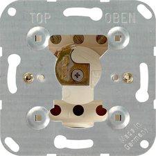 Gira Schlüsselschalter-Einsatz für alle DIN-Profil-Halbzylinder (014400)