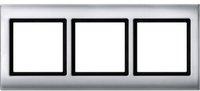 Merten AQUADESIGN-Rahmen 3fach (400360)