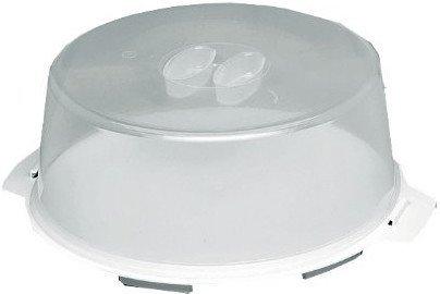 Alpfa 800128 Tortenplatte mit Haube