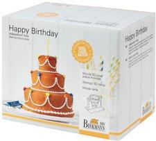 BIRKMANN Backform Happy Birthday