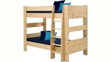 Steens Furniture Ltd Etagenbett Kimba mit Leiter (SFK)