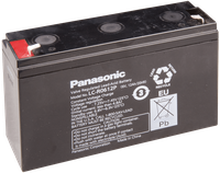 Panasonic LC-R0612P