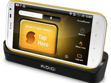 cellePhone KiDiGi Dockingstation HTC Sensation