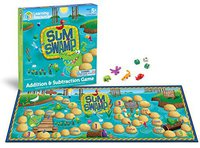 Learning Resources Sum Swamp - Addition & Subtraction (englisch)