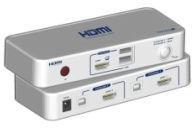 EFB Elektronik ecolan HDMI-USB IR Remote
