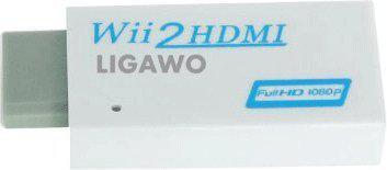 Ligawo Wii HDMI Konverter Skaler 1080p