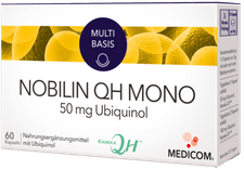 Medicom Nobilin QH Mono 50 mg Kapseln (2 x 60 Stk.)