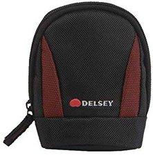 Delsey GOPIX 107 schwarz/rot