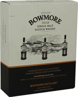 Bowmore Classic Collection 3 x 0,2l