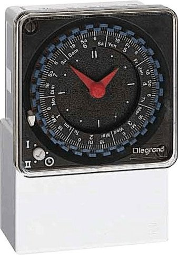 Legrand BTicino Analogschaltuhr MaxiRex T (49750)
