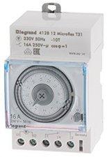 Legrand BTicino Analogschaltuhr MicroRex T31 (03752)
