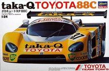 Hasegawa Taka-Q Toyota 88C (20237)
