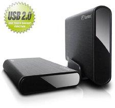 Fantec DB-ALU2 500GB