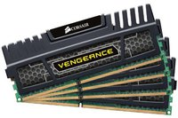 Corsair Vengeance 16GB Kit DDR3 PC3-12800 CL9 (CMZ16GX3M4X1600C9)