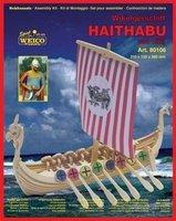 Weico Holzbausatz Wikingerschiff Haithabu