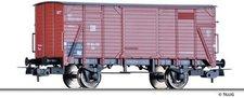 Tillig Gedeckter Güterwagen G 02 Magdeburg DR (76520)