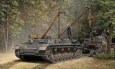 Trumpeter German Bergepanzer IV Recovery Vehicle (389)