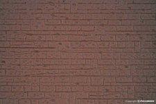 Kibri Mauerplatte regelmäßig mit Abdecksteinen (4119)