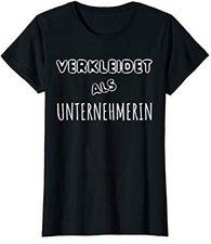 T-Shirt Faschingskostüm Verkleidet als Unternehmer