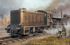 Trumpeter German WR 360 C12 Locomotive (750216)