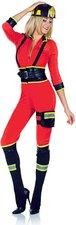 Sexy Feuerwehrfrau Faschingskostüm