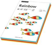 Schneidersöhne Multifunktionspapier Rainbow, A4, 80g/qm (88043188)