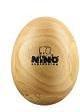 Nino Wood Egg Shaker Large