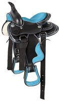 Pfiff Westernsattel Pony (4415)