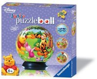Ravensburger Puzzleball Tanz mit Winnie Pooh 96 Teile