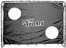 New Sports Tor mit Torwand
