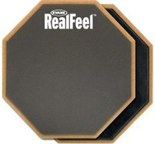 HQ Percussion Real Feel Practice Pad 12 RF-12D