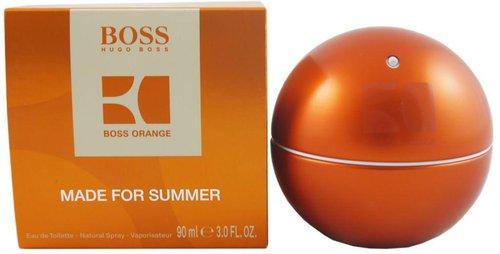 Hugo Boss in Motion Orange Made for Summer Eau de Toilette