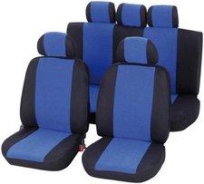 Unitec Style Sitzbezugset blau (84945)