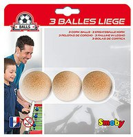 Smoby Kickerball kork natur 35 m (3 Stück)