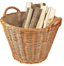 Schössmetall Basket-3 Holzkorb Weide