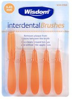 Wisdom Interdental Brushes (0,45 mm)
