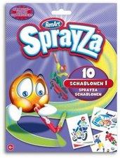 Plastoy RenArt SprayZa Schablonen-Set (RA22011)