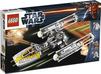 LEGO Star Wars Gold Leaders Y-Wing Starfighter (9495)